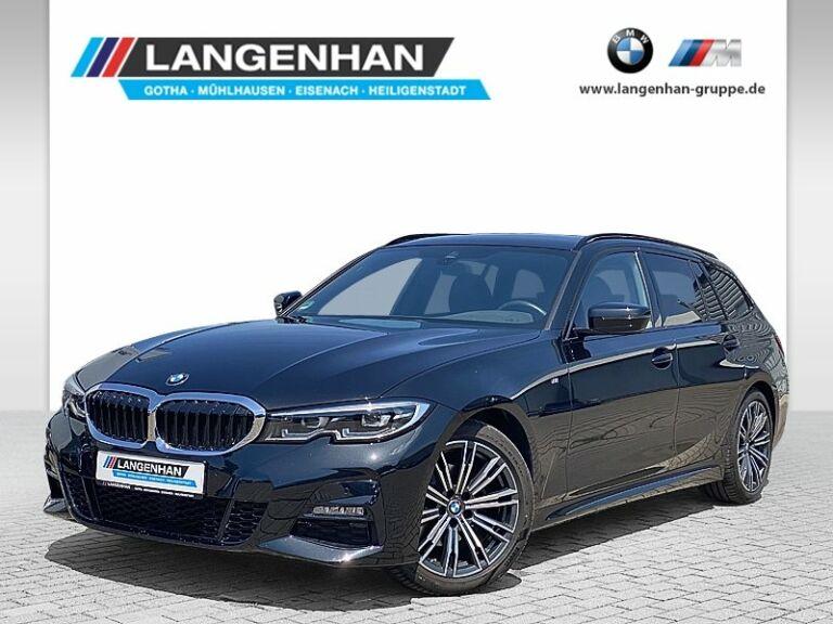 BMW-320i Touring - BMW Autohaus Langenhan, Gotha, Eisenach, Mühlhausen