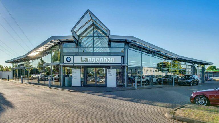 BMW Autohaus Gotha, Kontakt, Übersicht, Langenhan Gruppe, Autohaus Langenhan GmbH