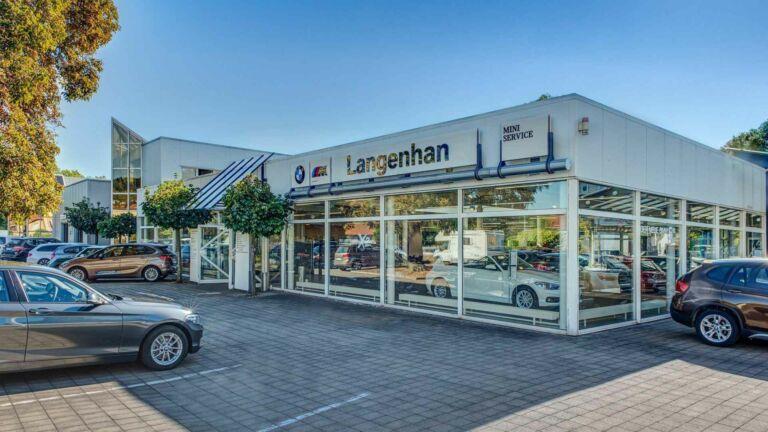 Kontakt Übersicht, BMW Autohaus Eisenach, Kontakt, Übersicht, Langenhan Gruppe, Autohaus Langenhan GmbH