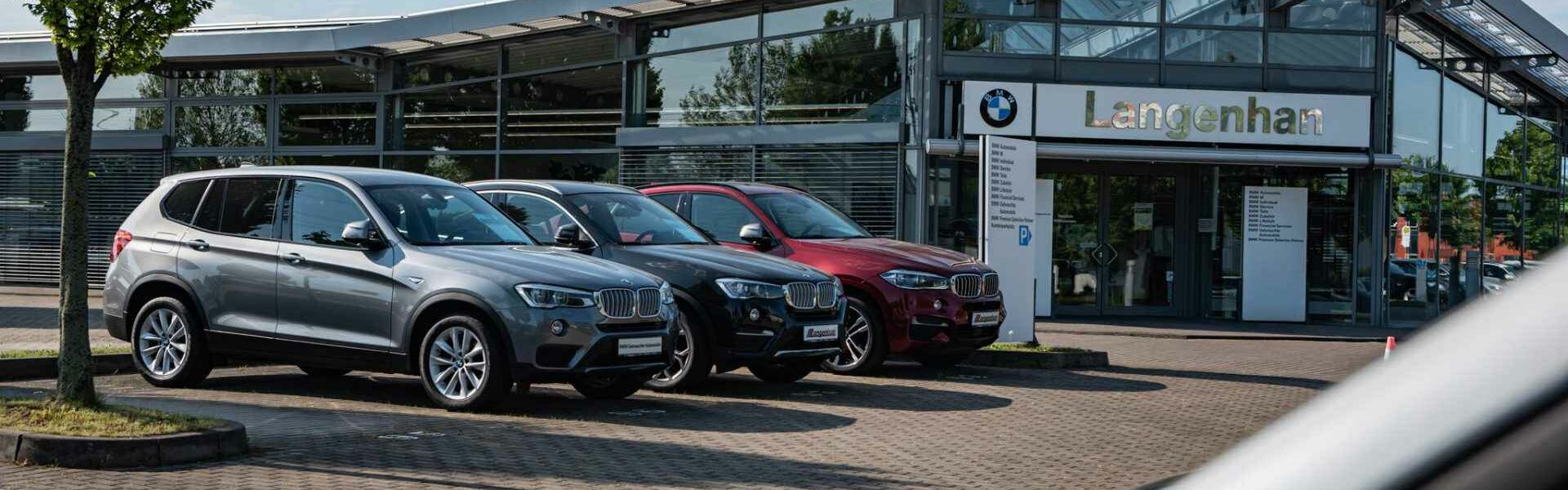 Standorte, BMW Autohaus Gotha, BMW Autohaus Eisenach, BMW Autohaus Mühlhausen