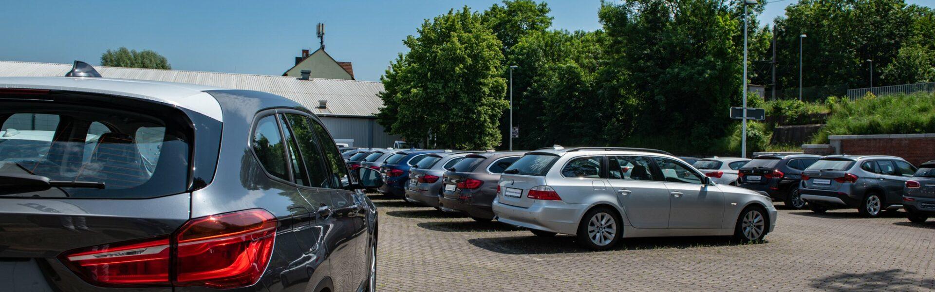 Gebrauchtwagen von BMW